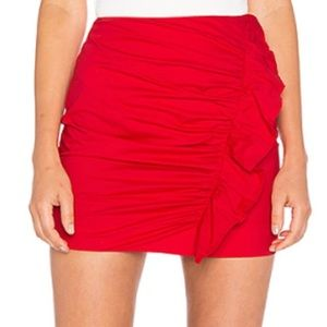 Lovers and Friends Lisa Ruffle Skirt